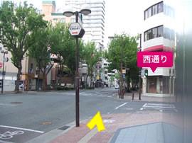 国体通りからの風景写真2