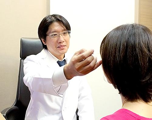 術後の診察とアフターケア